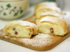 Traditional Hungarian cottage cheese (curd) strudel - túró… | Flickr