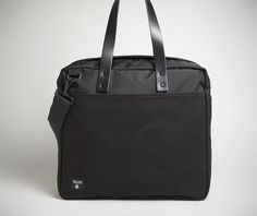 Ghostly x BLK Pine Weekender on http://www.gearculture.com