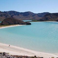 Balandra Beach, La Paz BCS