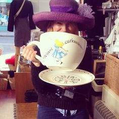 Anyone fancy a cuppa? Just a normal day at one of our FARA shops.