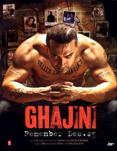 Ghajini (Indian) - Aamir Khan, Asin