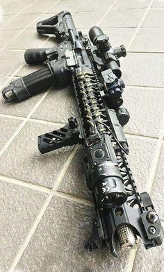 Airsoft hub is a social network that connects people with a passion for airsoft. Talk about the latest airsoft guns, tactical gear or simply share with others on this network Military Weapons, Weapons Guns, Airsoft Guns, Guns And Ammo, Military Army, Custom Ar15, Custom Guns, Tactical Rifles, Firearms