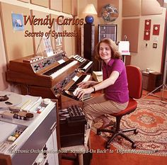 """Walter/Wendy Carlos - Secrets of Synthesis --ESD 81692 