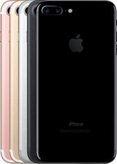 Introducing iPhone 7 and iPhone 7 Plus. Choose Black, Jet Black, Silver, Gold…