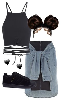 """""""Untitled #270"""" by bxbysnoop ❤ liked on Polyvore featuring River Island"""