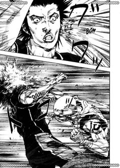Gekiryuuchi: speed lines + focus zoom Comic Manga, Manga Comics, Comic Art, Manga Anime, Anime Art, Drawing Reference Poses, Drawing Poses, Fighting Drawing, Comic Book Layout
