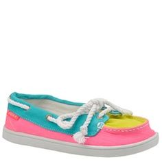 Roxy Girls Ahoy II (Infant-Toddler) | shoemall | free shipping!