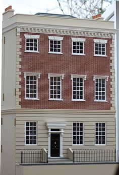 """Anglia Dolls Houses by Tim Hartnall - Ready to """"move in"""""""