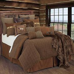 Thank you. You will receive a $1 off coupon during checkout. Crestwood Lodge Bedding Collection