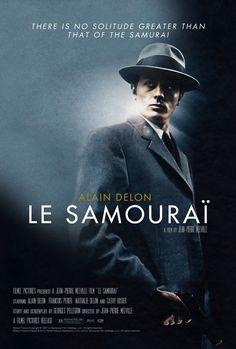 """Le samouraï"", crime thriller film by Jean-Pierre Melville (France, 1967)"
