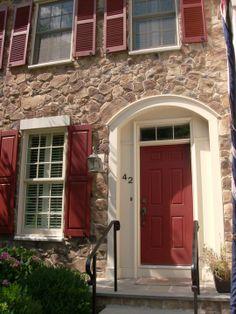 Door in New Hope, PA