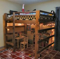 free diy full size loft bed plans awesome woodworking ideas how to build a full size loft bed. Black Bedroom Furniture Sets. Home Design Ideas
