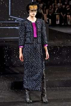 Chanel Fall 2011 Couture Fashion Show: Complete Collection - Style.com
