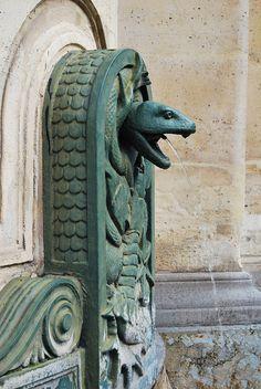 Fontaine, Paris