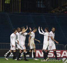 Dinamo de Zagreb 0 - Sevilla 1