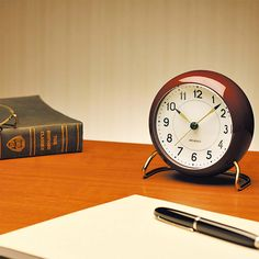 arne jacobsen clock - Google Search