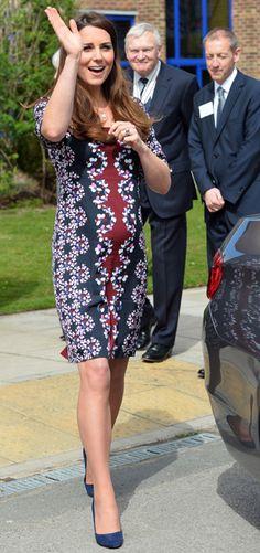 Los trucos de Kate Middleton para cumplir su apretada agenda en medio de su segundo embarazo