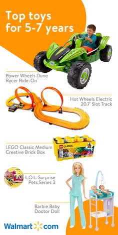 21c4685b067 Give them endless entertainment with the latest trending toys from Walmart.  Discover new favorites like