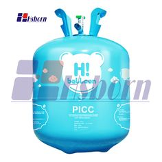 Helium gas tanks are mainly used for filling helium, has higher safety and operability.It is widely used for wedding, party and other activities to fill the balloon and toys to decorate.It is suitable for non-professional family and personal use. Helium Gas Cylinder, Filling Balloons, Hot Blue, The Balloon, Tanks, Safety, Activities, Wedding, Security Guard