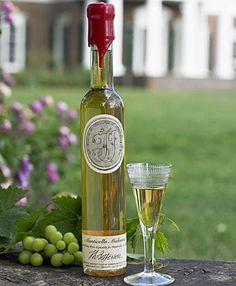 beautiful bottle  Monticello Malvasia
