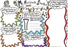 Fairtrade Maths Activity Sheets