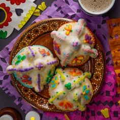 Mexican Sweet Breads, Dessert Recipes, Desserts, Appetizers, Cooking Recipes, Pudding, Sweets, Mexico, Quesadillas