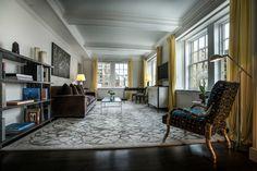 Découvrez l'architecte d'intérieur Jacques Grange ! | Magasins Déco | http://magasinsdeco.fr/decouvrez-larchitecte-dinterieur-jacques-grange/