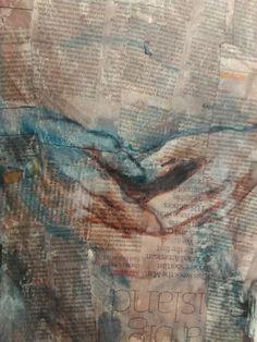 Jo Jewers, painter has registered to take part in #openstudioscornwall 2017, Buryas Bridge, Penzance
