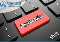 Our campaign strategies are entirely designed to meet the needs of our clients and their market condition. http://www.tranquilwebsolutions.com/pay-per-click.html