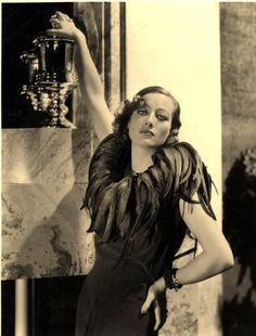 Joan Crawford by George Hurrell 1932