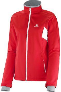 Salomon Active Soft Shell Jacket (For Women)