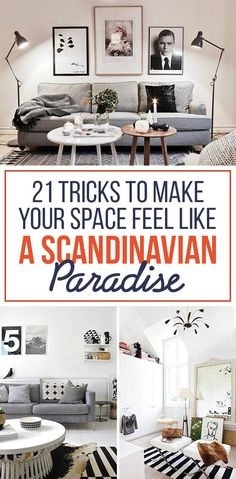 21 Budget-Friendly Ways To Turn Your Home Into A Minimalist Paradise. Other inspirational posts:  http://messagenote.com/interior-inspiration/interior-designs-of-the-week