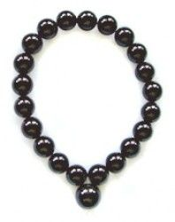 Black Onyx Meditation Bracelet.