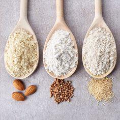 Smarta tips och recept till dig som uteslutit gluten ut kosten men ändå vill njuta av doften och smaken av nybakat.