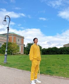 """""""funny how namjoon created the colour yellow. i expect nothing less from my leader. Jhope, Kim Namjoon, Bts Bangtan Boy, Mixtape, Jikook, Bts Brazil, K Pop, Jeans Y Converse, Rapper"""