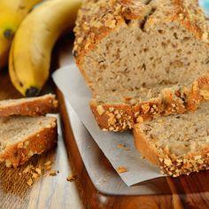 Gluten Free Banana Bread Recipe from Mamma's Gluten Free Recipes