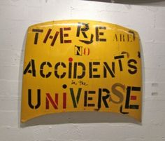 There are No Accidents in The Universe - Peter Tunney