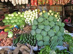 The Baguio Market....one of my favorite spots in Baguio!  Philippines