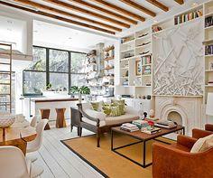 Beautiful Brooklyn Home ~ Interior Design Files