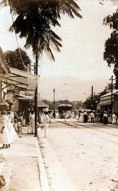 Cross Roads, St. Andrew 1909.