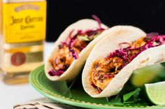 Chipotle Shrimp #Tacos #recipe via Dash of Delicious http://www.yummly.com/recipe/Chipotle-Shrimp-Tacos-1536721