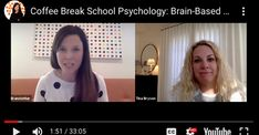 Brain-based SEL Tips for School Psychologists: A Coffee Chat with Tina Payne Bryson - Thriving School Psychologist Collective Emotional Child, Social Emotional Learning, Good Morning America Show, Whole Brain Child, Professional Learning Communities, Zoom Call, Self Regulation, Helping Children, School Psychology