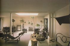 Andre Putman's Paris apartment