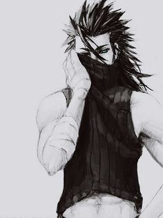 Zack - After seeing 1,000 pictures of Tifa's boobs it's nice to finally see a hot guy pic.... Who's not making out with another hot guy #finalfantasyfangirlproblems