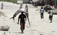 Wow, dragons really do exist! (Mogadishu, Somalia)