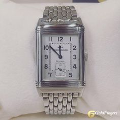 Jaeger LeCoultre Reverso Grand Taille ref.270.8.62