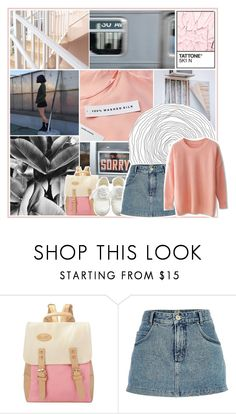 """""""let me be your last first kiss // ENTER MY CHALLENGE PLEASE!"""" by elliebonjelly ❤ liked on Polyvore featuring Beautiful People, River Island and Chicwish"""