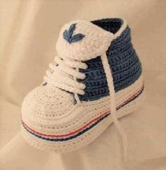 Pedreria En 2019 64 Crochet Zapatos Imágenes De Mejores Bebitas qBBvzpw