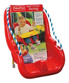 Fisher-price Red Infant-to-toddler Swing