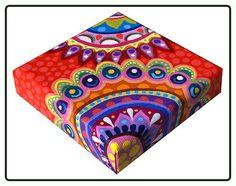 Thaneeya McArdle :: Abstract Gallery :: Summarily Stir